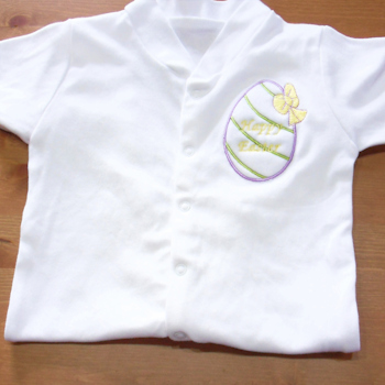 Easter Sleepsuit