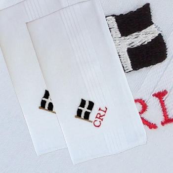 Cornish Flag Handkerchiefs