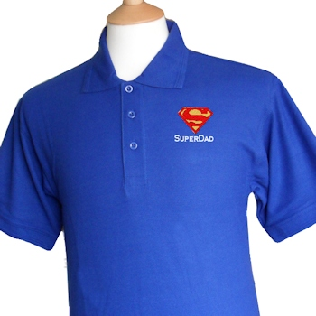 Mens Personalised Polo Shirt