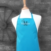 Embroidered Kids Apron Name & Monogram