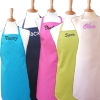 Personalised Childrens Aprons Kids Name Embroidered Apron