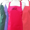 Personalised Apron Hot Pink Chefs Apron