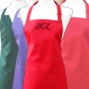 Personalised Apron Red Chefs Apron