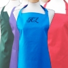 Personalised Apron Teal Blue Chefs Apron