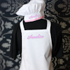 Apron and Chefs Hat Set
