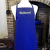 Personalised Apron Royal Blue Chef Apron