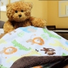 Personalised Baby Blanket Jungle Animals