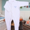 Name Embroidered BabyGrow