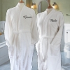 Bride and Groom Bathrobes