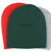 Personalised Hat Green Beanie Cap