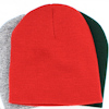 Personalised Beanie Hat Red Stretch Hat
