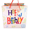 Birthday Gift Bag Medium Happy Birthday Bag