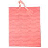 Gift Bag Pink Deco - Large