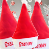Baby Santa Hat Personalised Baby Christmas Hat