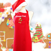 Christmas Apron Gingerbread Apron Personalised