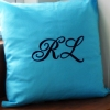 Personalised Cushions Tiffany Blue Cover