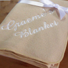 Adult Blanket Personalised Fleece Throw Blanket