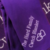 Cwtch Blanket Personalised Fleece Throw
