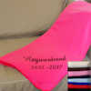 Personalised Bespoke Throw