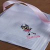 Childrens Handkerchief Fairy Ballerina Cotton Hanky