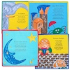 Childrens Handkerchiefs Nursery Rhyme Hankies Set of 4