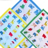 Alphabet Design Kids Hankies