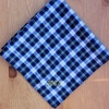 Personalised Handkerchief Mens Gordon Tartan