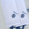 Sailing Ships Wheel Personalised Hankies