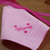 Ladies Personalised Hanky