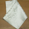 Pocket Square White Jacquard Handkerchief