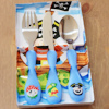 Kids Cutlery Set Pirates Dinner Set