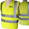 Kids Hi Vis Vest Childrens Personalised High Visibility Vest