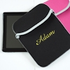 Personalised iPad Sleeve Black