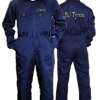Coveralls Boilersuit Navy 12-13 yrs