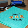 Personalised Cleaning Cloth