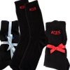 Personalised Socks Mens Black Cotton Socks