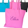 Personalised Bags Cotton Tote Bag - Pink