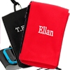 Personalised Mobile Cover Red Phone Case and Coin Wallet