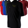 Personalised Polo Shirt Mens Personalised Black Polo