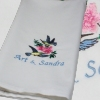 Birds Personalised Towel