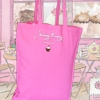 Personalised Pink Cupcake Tote Bag