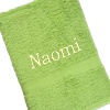Lime Green Luxury Cotton Towel