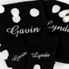 Personalised Towels Double Bath and Face Gift Set