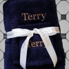 Personalised Towels Set Choice of Towel Bale Colour