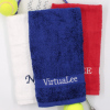 Sports Towel Personalised Gym Towel Royal Blue