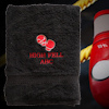 Boxing Towel Personalised Gym Towel