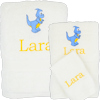 Set of 3 Childrens Personalised Towels