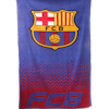 Barcelona Towel Personalised Beach Towel