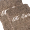 Brown Towel Set