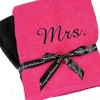 Pink and Black with Gift Ribbon